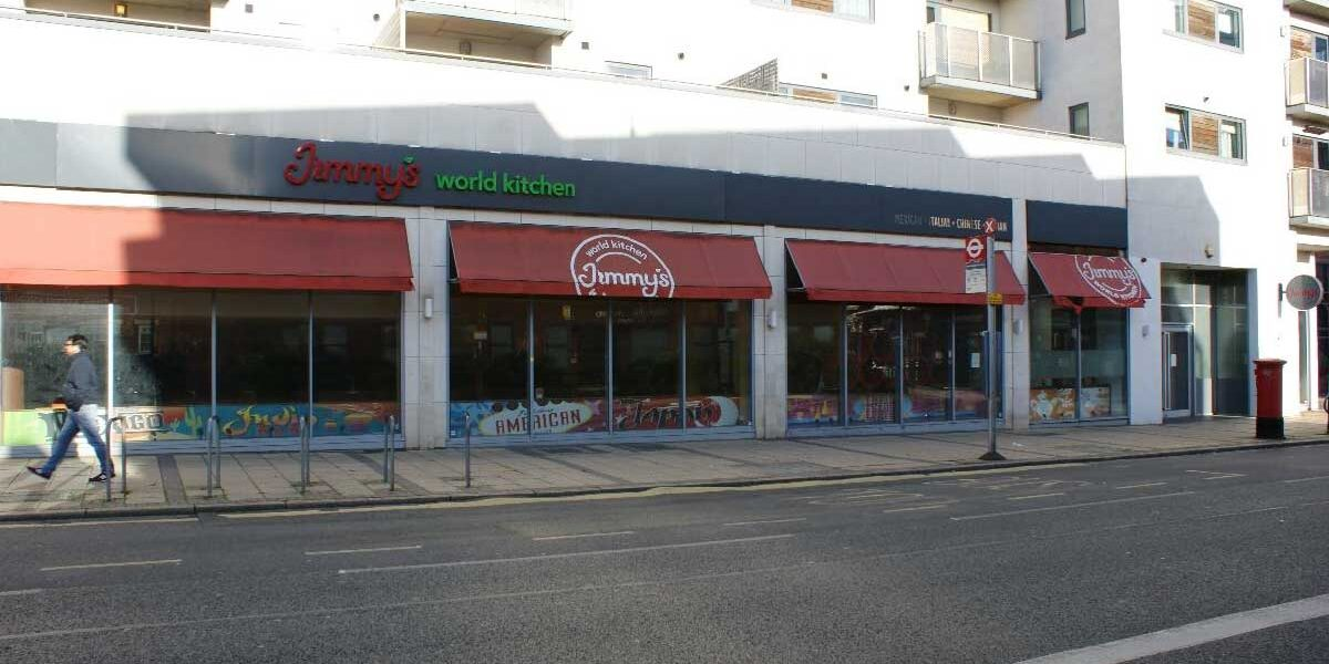 Commercial Premises To Let The Broadway Wimbledon