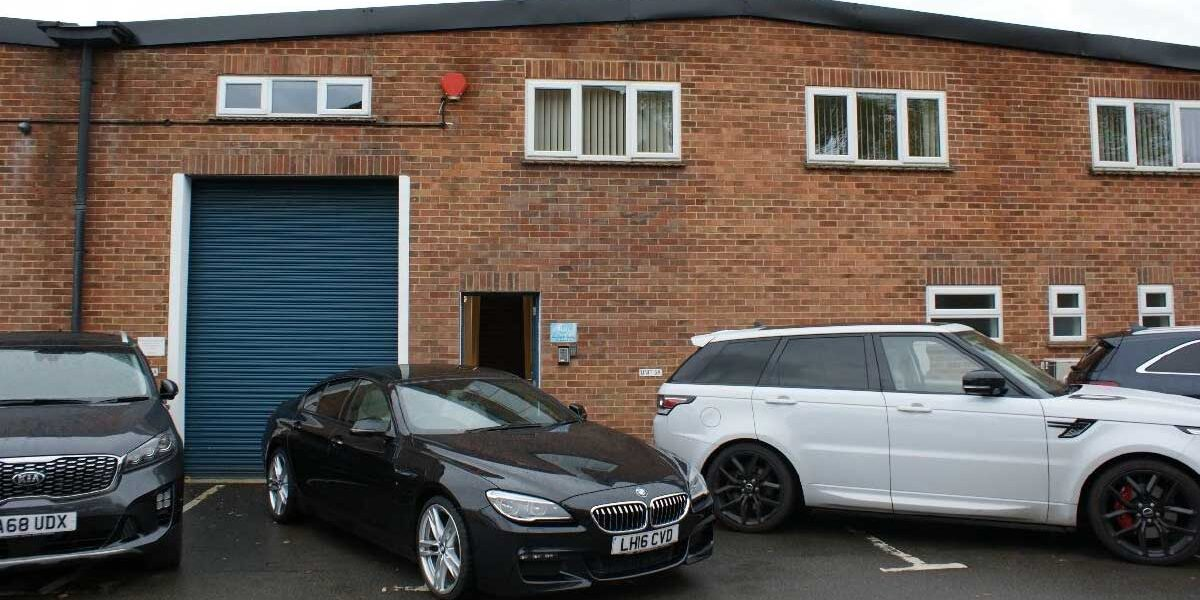 Industrial Unit To Let Premacto Works High Wycombe